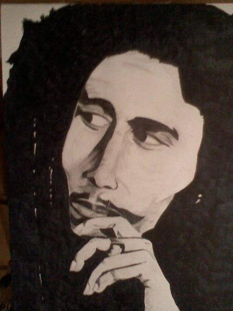 Bob Marley by RobertoMalta89